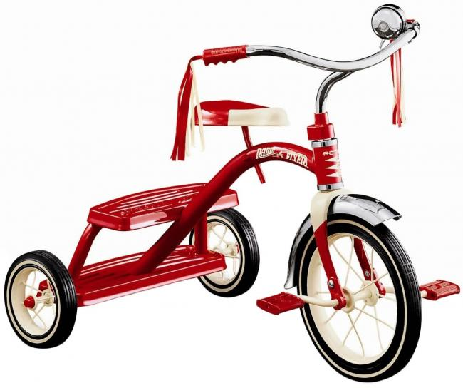 radio-flyer-12-in-classic-tricycle